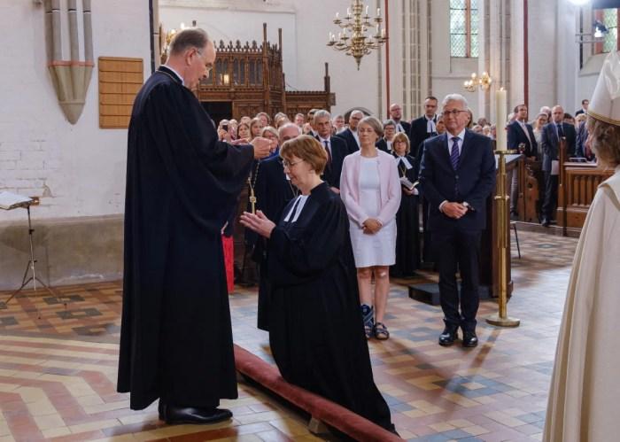 Nordkirche feiert Amtseinführung von Landesbischöfin Kristina Kühnbaum-Schmidt