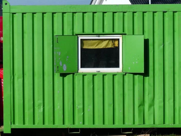Baucontainer-Einbrüche nehmen zu