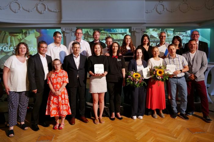 Erfolgsräume 2019: Preise gehen nach Schwerin, Wismar und Parchim