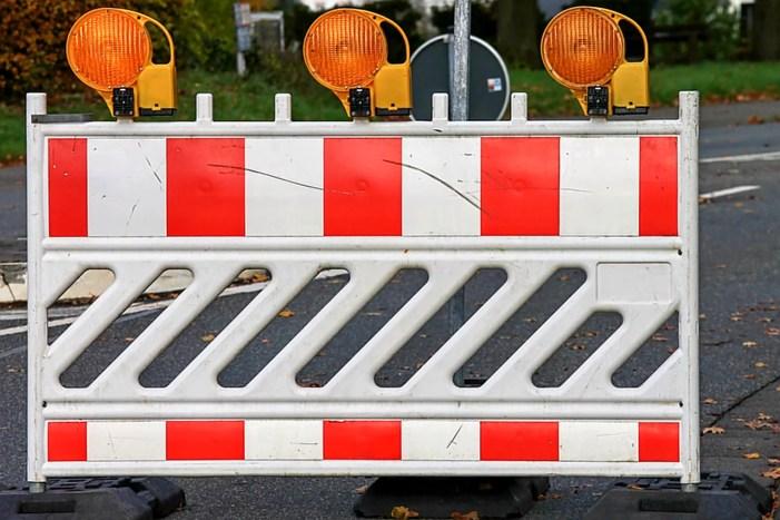 Verkehrswarnung Schlossbrücke: Morgen zeitweilige Vollsperrungen am Vormittag