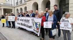 AfD-Schwerin veranstaltet Mahnwache