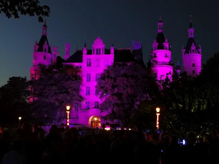 Schwerin: Magischer Abend rund um das Schloss