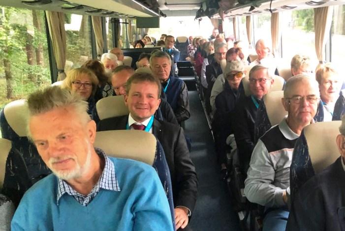 Schwerin: Ehrenamtsfahrt nach Berlin