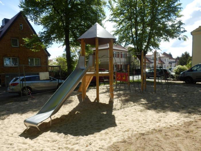 Schwerin: Knapp 130.000 Euro für drei Spielplätze