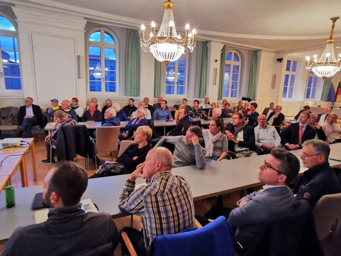 Schwerin: Stadtverwaltung reagiert nach Starkregenfällen