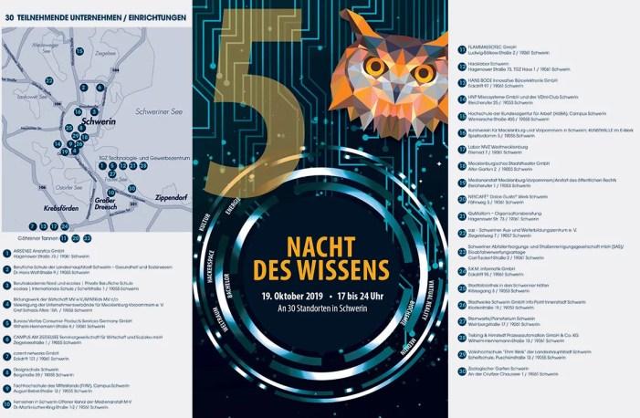 Schwerin: Angebote der 5. Nacht des Wissens #10