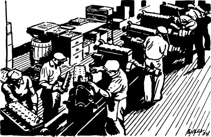 Moderne Fertigungstechniken in der KFZ Branche