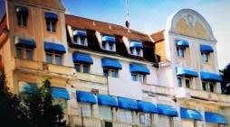Schwerin: Und wieder mal das Strandhotel