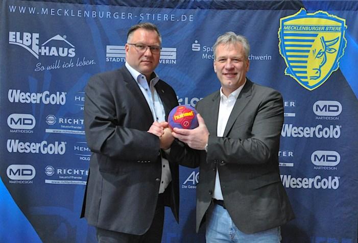 Schwerin: Stiere haben neuen Geschäftsführer