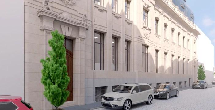 Schwerin: Historisches Bankgebäude soll Hotel werden