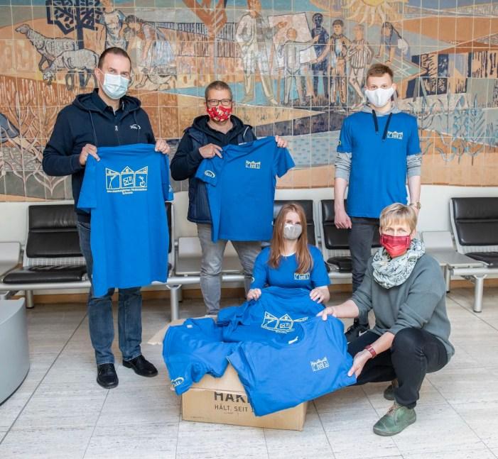 Schwerin: Kids entwarfen Design für Shirts selbst