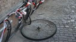 Schwerin: Fahrraddiebstähle nehmen zu