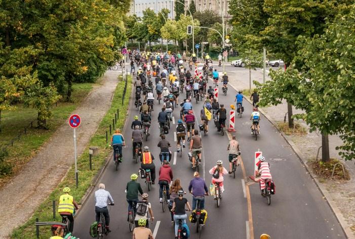 Schwerin: Critical Mass trifft sich am 30. Oktober
