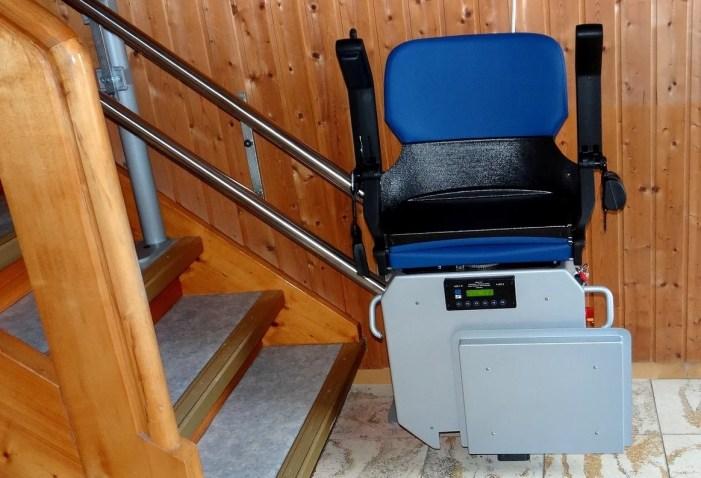 Gebrauchte Treppenlifte: Das ist zu beachten
