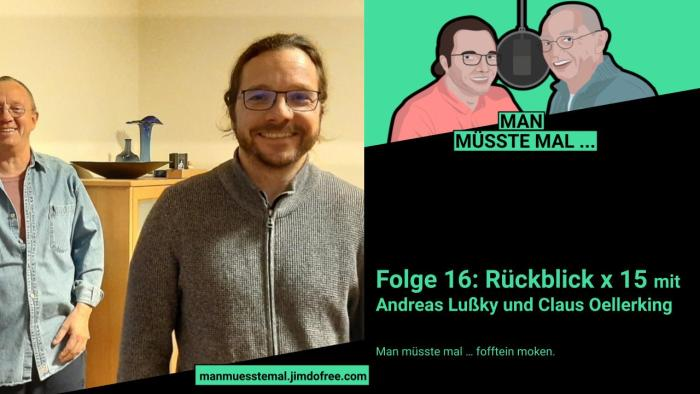 "Schwerin: ""Man müsste mal…"" – Podcast Folge 16"