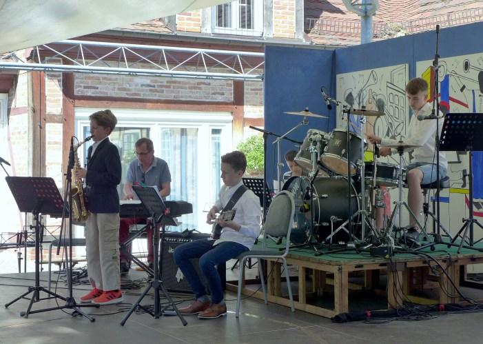 Schwerin: Musikalisches Sommerfest des Konservatoriums im August