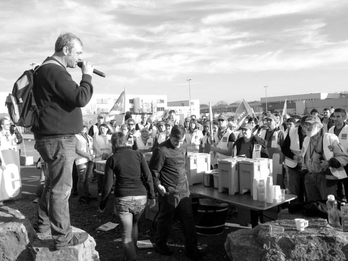 Schwerin: Heute Warnstreik der IG Metall