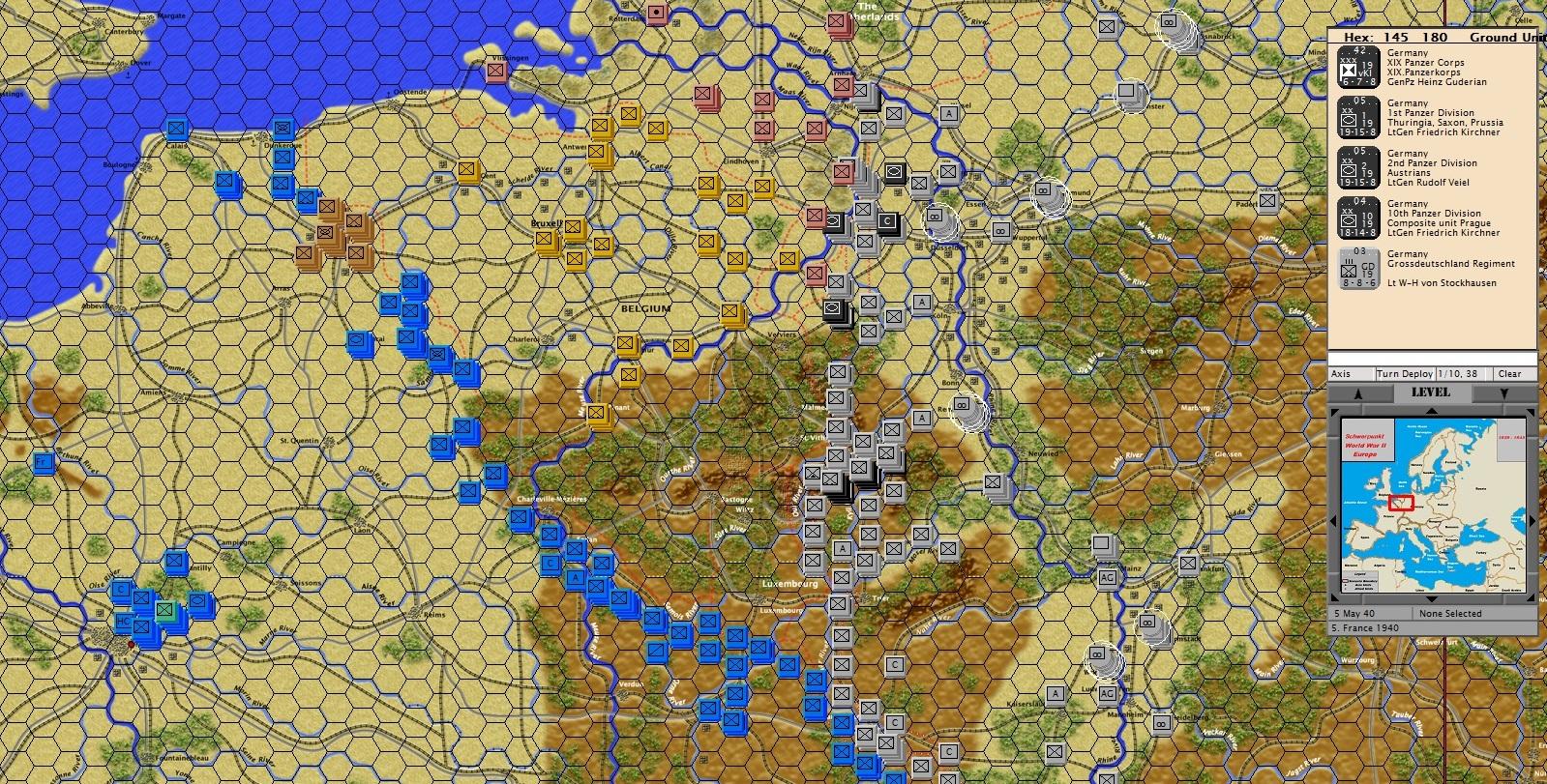 World War Ii Europe Schwerpunkt Games