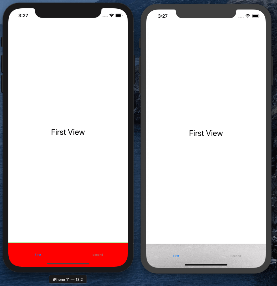 Customizing your TabView's Bar in SwiftUI - SchwiftyUI
