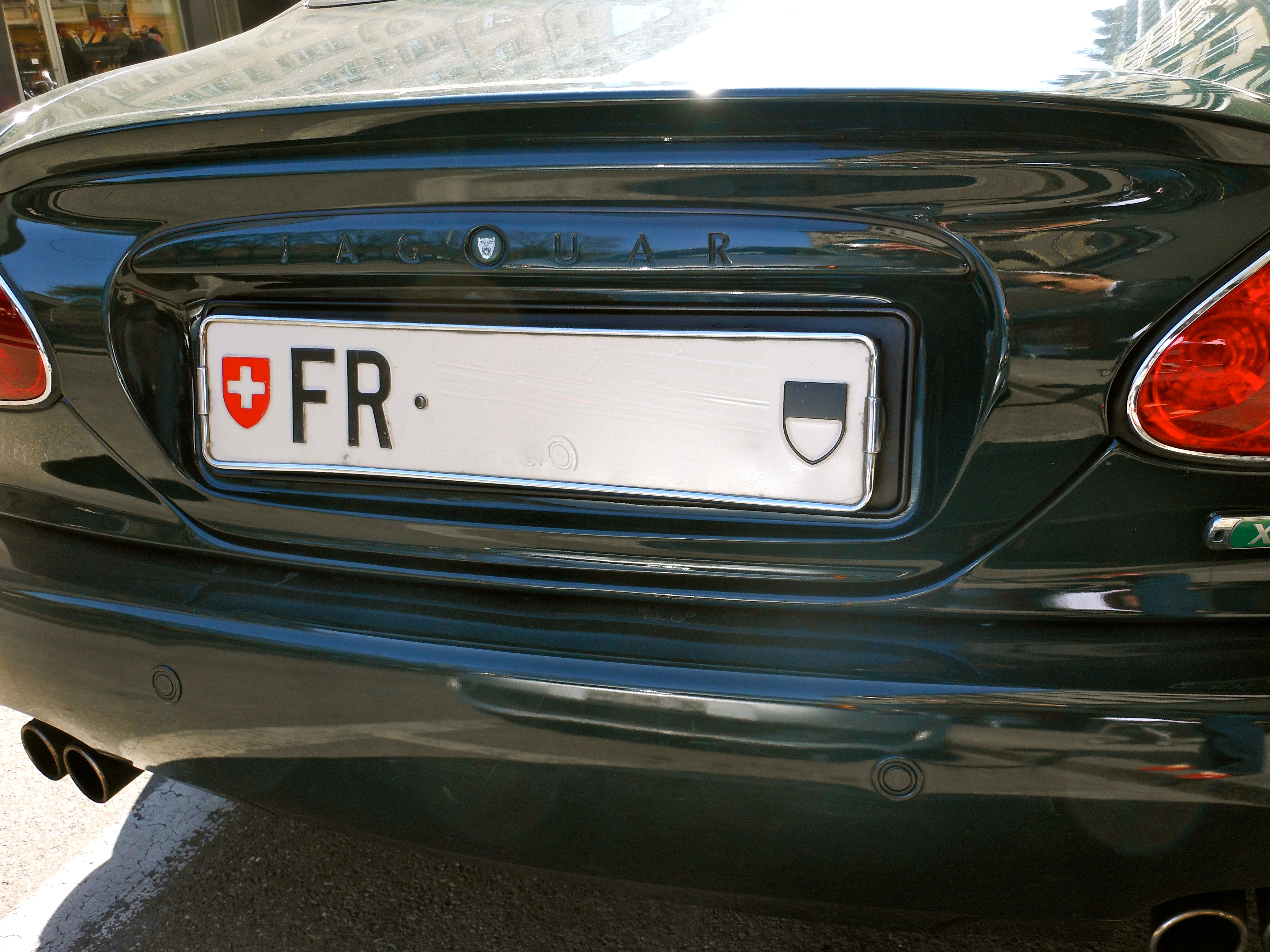 What You Can Learn From License Plates In Switzerland