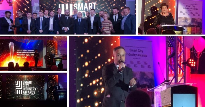 Smart City Industry Awards 2018 colaj 10