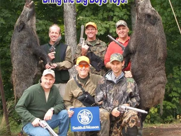 Boar Hunting Smith & Wesson, Supreme Court & the 2nd Amendment
