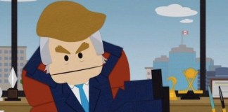 South Park's 'Funny' Take on Donald Trump
