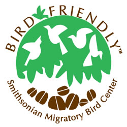 Bird Friendly Certification Logo