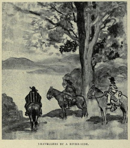 Sketch by A.S. Forrest