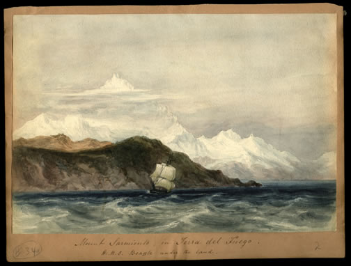 Mount Sarmiento