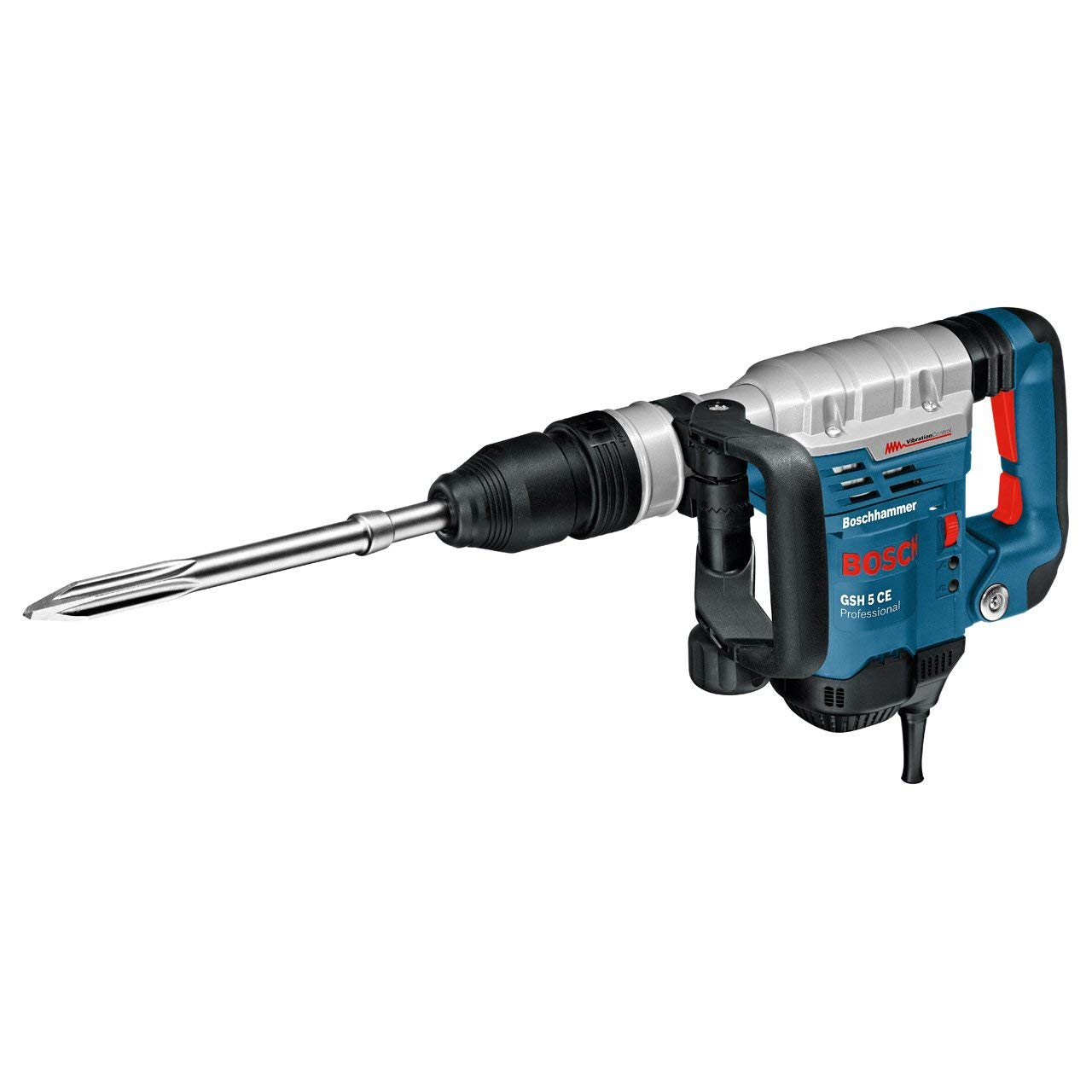 Test et Avis : Bosch Professional 0611321000 GSH 5 CE, un petit marteau piqueur professionnel