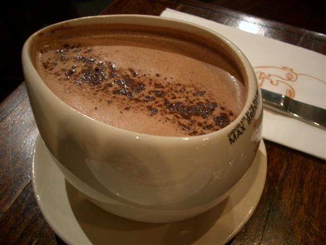 Can Delicious Hot Chocolate be a Memory Booster?