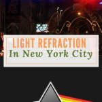 Light Refraction in New York City