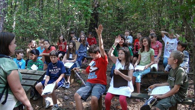 18 Awesome Natural Learning Arboretum Programs for Educators-http://sciencealcove.com/2015/04/18-arboretum-programs-for-educators/