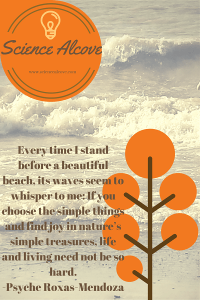 Waves at the Beach Soothe my Soul