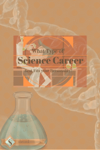 Science Career Personality Test