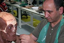 Forensic Facial Reconstruction