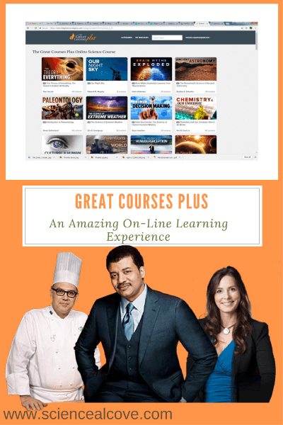 Great Courses Plus Review:  An Amazing On-Line Learning Experience