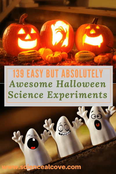 Easy but Absolutely Awesome Halloween Science Experiments