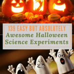 139 Easy but Absolutely Awesome Halloween Science Experiments