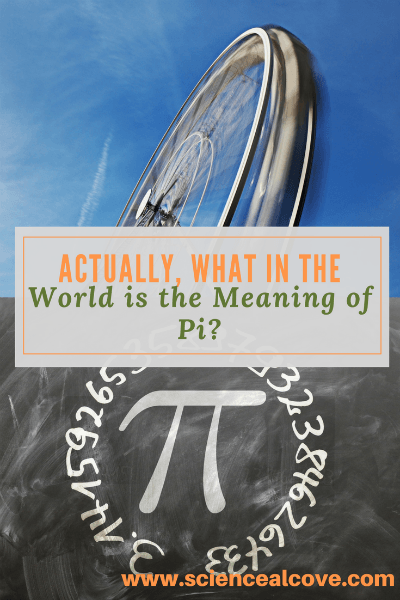 Actually, What in the World is the Meaning of Pi?