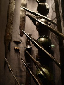 scientific developments - spears