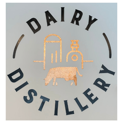 Dairy Distillery Logo