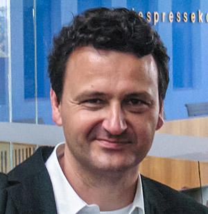 Prof. Cristoph Neuberger, ein ausgewiesener Experte für den Medienwandel durch das Internet und die Konsequenzen.