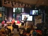 Dr. Volker Meyer-Guckel begrüßt TeilnehmerInnen und führt in das Science&People Event #3 Open Universities ein.