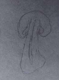 Mushroom (detail)