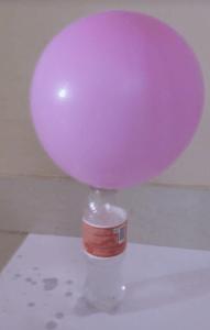 balloon experiment