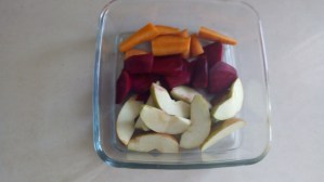 ABC stands for Apple, Carrot and Beetroot