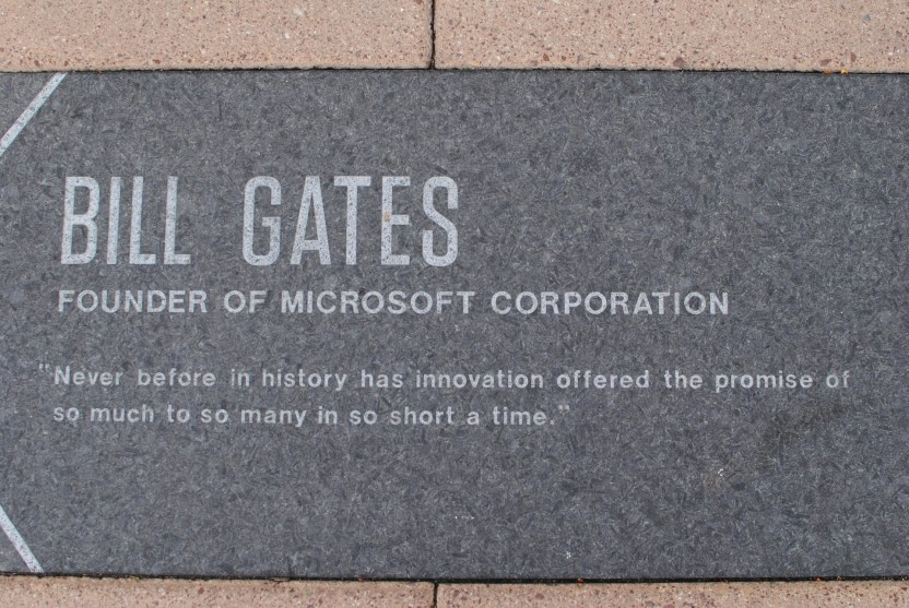Bill Gates Toilet