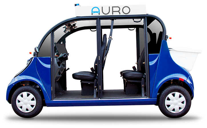 Ridecell buys Auro Robotics and launches 'first complete' autonomous mobility platform